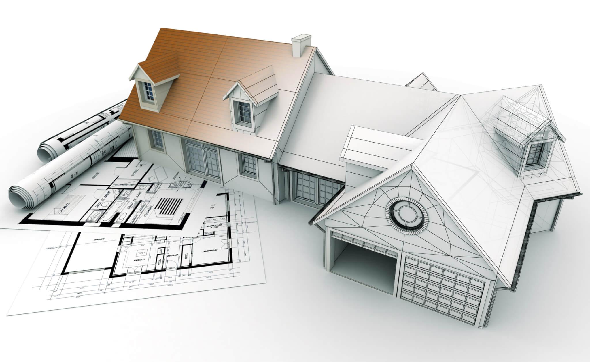 etape construction maison nord
