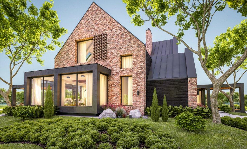 constructeur maison moderne nord