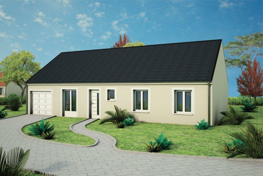 Constructeur de maison plain-pied à Arras