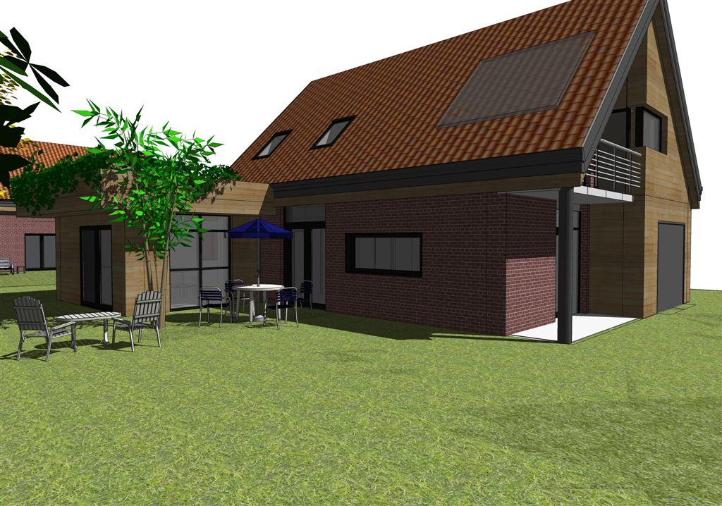 Constructeur de maison traditionnelle à Arras