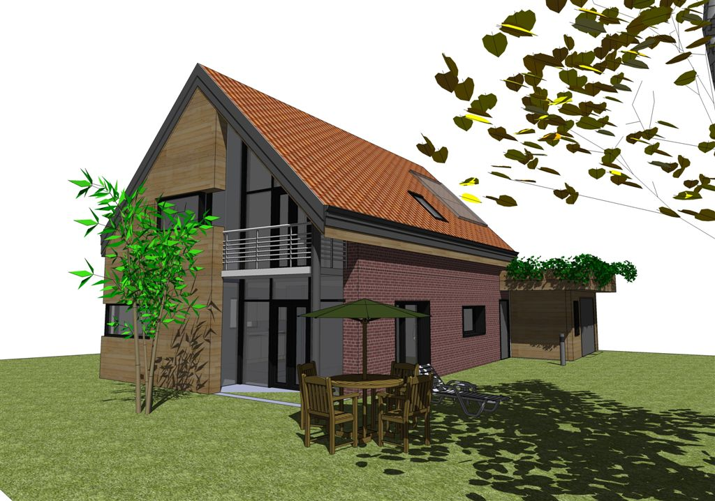 Constructeur de maison traditionnelle à Douai